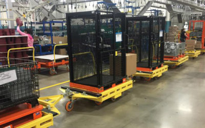 Material Handling Equipment 101: What Cart System is Best For My Facility?