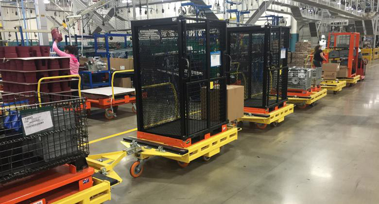 Forklift free: Apply three rules for a successful implementation